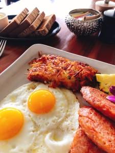 カパルア朝食