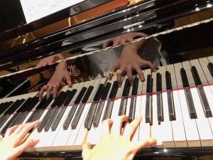 ピアノのレコーディング