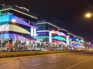 上海ホテル周辺2