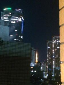 六本木ヒルズ東京タワー