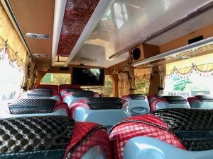 台湾の観光バス