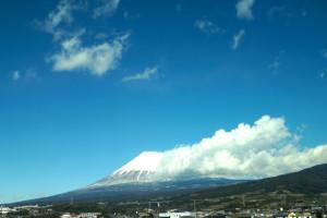 富士山150131
