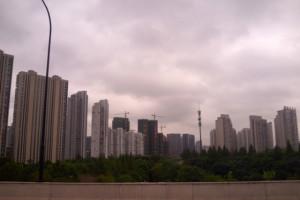杭州の高層住宅