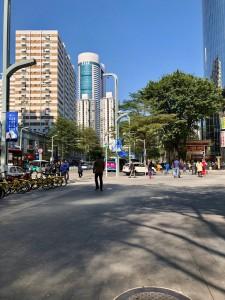 深圳の街1