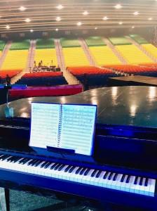 香港のピアノ
