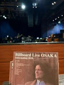 Billboard Live OSAKA181116